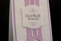Card-Get Well / by Vicky Lux