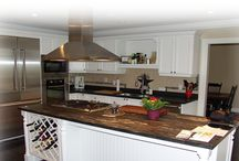 Kitchen Cabinets Painting /  Whether the refinishing will help you achieve results that will be better than resurfacing or installing new cabinets for your kitchen.