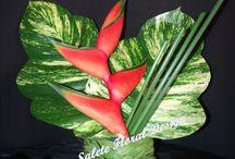 Arranjos Tropicais / Floral design especializada em flores tropicais.