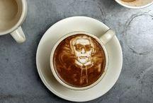 Coffee Art / by Kelly Chen