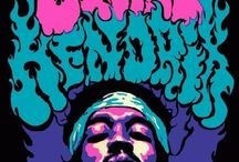 All Things Jimi / by Susan Chatoney