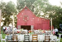 Rustic Chic Wedding Ideas / A beautiful collection of rustic chic wedding ideas and barn wedding decorations. / by Your Wedding Company