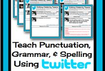 Grammer, Spelling, Punctuation