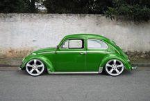 VW maggiolino + T1 + T2