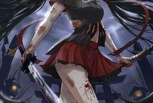 Anime / Blood C