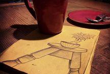 life I love kraft paper