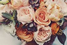 Autumn Wedding Flowers Bouquet