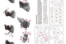 freza skeleton animals