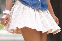 Nice skirts!!