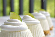 frozen key lime dessert