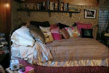 Schlafzimmer multicolor