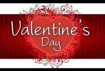 Valentine's Day / Valentine's Day floral arrangement & gift ideas