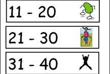 Matematik 1 klasse