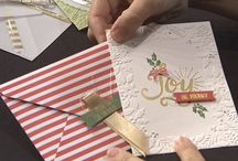Stampin' Up - Holiday 2015