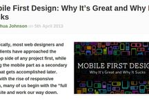 Mobile - trends, ideas, news