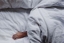 in bed / by Shanna Albrecht