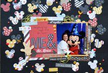 Disney layouts!