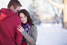 Michelle Marie - Engaged♡ / Central Alberta's Lifestyle ~ Senior Graduation ~ Engagement & Wedding Photographer