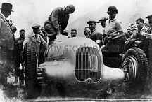 Vintage Racing Team Costumes