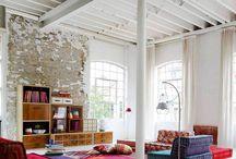 Dream home / Boho comfy modern shabby chic