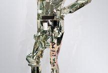 sculptures surprenantes