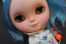 Custom Dolls / Custom Blythe and Icy dolls