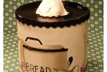 Coffee Can Crafts / by *Connie* Ross