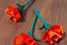 手作りお花