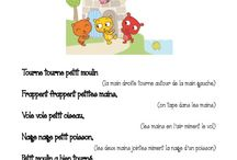 Maternelle : comptines, chants et jeux de doigt