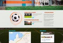 Sistios Web y Plataformas / Algunos de nuestros Trabajos Realizados