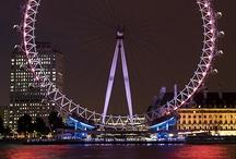 London baby! / by Nicola Haughian