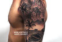 tatuajes en brazos
