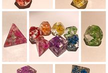 DND dice pawn / All the best dice aesthetics