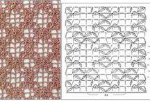 Crochet muestras / Motivos, muestrarios,esquemas. / por Martha Salazar