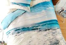 Bed covers ( island )