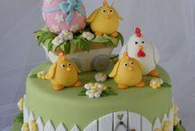 Тематические торты на праздники