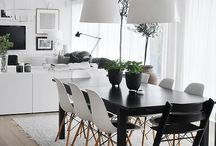 Kitchens ideas / Kuchnie skandynawskie i inne