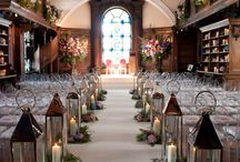 Aisle Design Ideas / Different ways to add character and wow factor to your wedding aisle