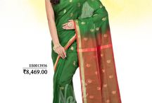 Uppada Sarees / The beauty of Uppada Sarees lies in their unique colour combinations with traditional designs