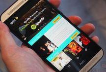 Windows Phone işletim sistemli HTC One M8