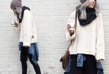 Street Fashion / Unique pieces around the world