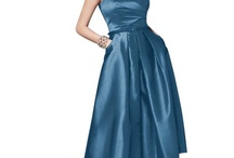 Tea Length, Maxi, Below The Knee / Tea Length or longer /Below-the-Knee / Maxi/ Midi dresses for my friend's wedding
