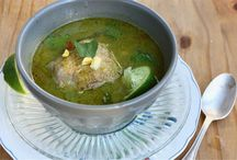 Recipes - Soups, Stews & Chilis