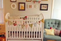 Nursery ideas / by Melissa Brandon