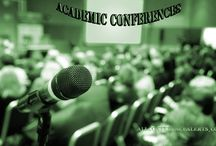 Academic Conferences / All the entries in our conference database are mostly based on the latest details submitted by the organizers of the academic conferences, medical conferences etc .