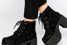 Women's Boots :: Platform boots (Asos) / Are you looking for boots for women? Find the best brands of platform boots like Asos, Free People, New Look Wide Fit, Truffle Collection, T.u.k...
