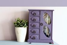 annie sloan painted furniture