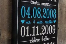 Important Dates / by Karla Cea