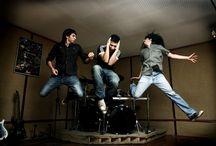 band shoot