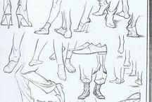Feet/fod ref